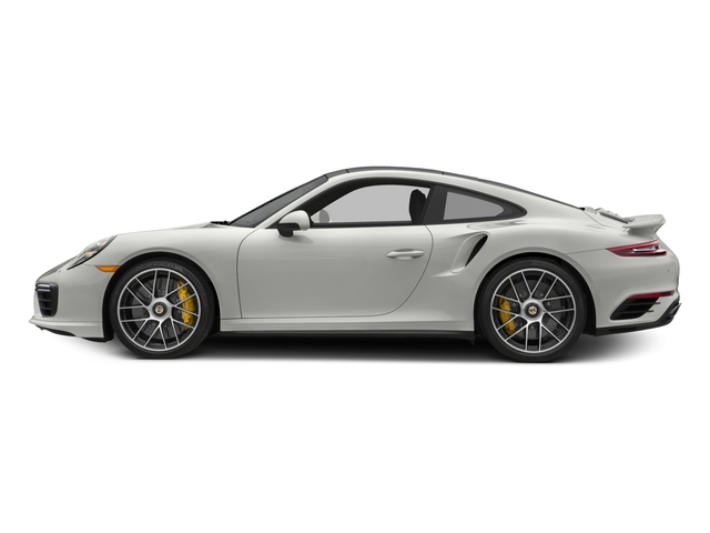 2017 Porsche 911 Base Price Turbo S Coupe Pricing side view