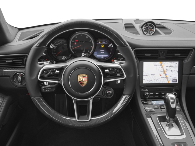2017 Porsche 911 Pictures 911 Turbo S Coupe photos driver's dashboard