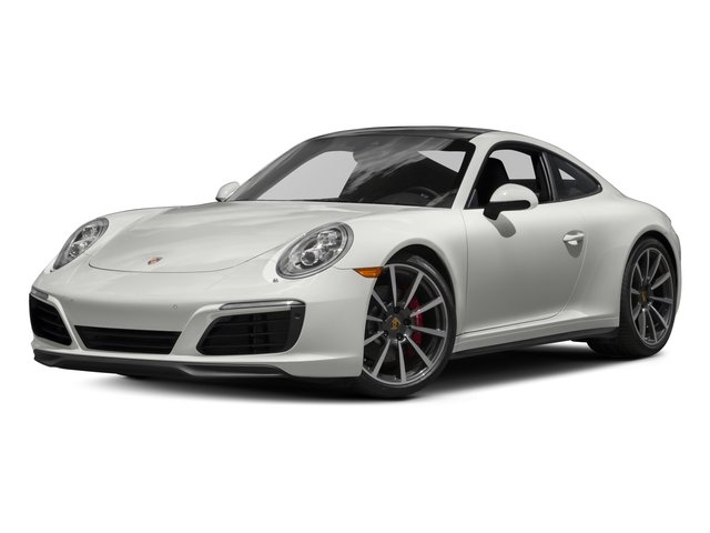 2017 Porsche 911 Pictures 911 Carrera 4S Coupe photos side front view