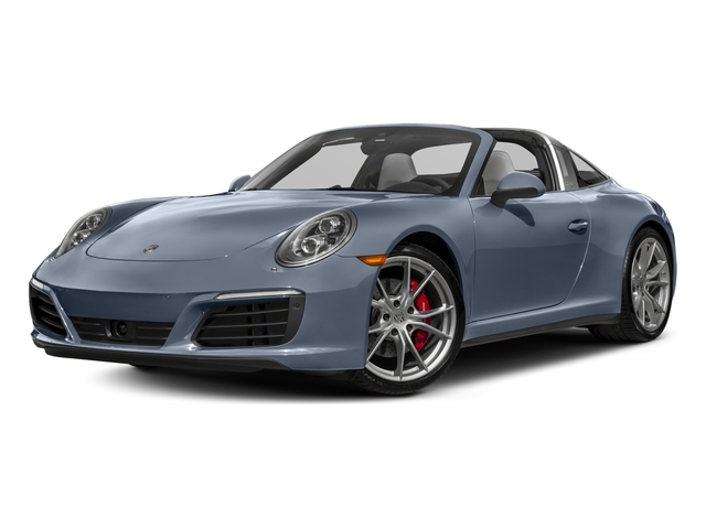 2017 Porsche 911 Base Price Targa 4 GTS Pricing side front view