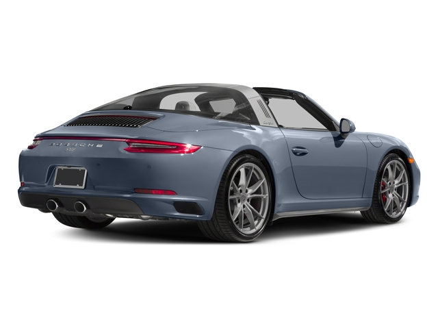 2017 Porsche 911 Base Price Targa 4 GTS Pricing side rear view
