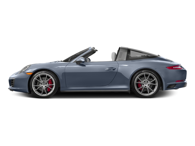 2017 Porsche 911 Base Price Targa 4 GTS Pricing side view