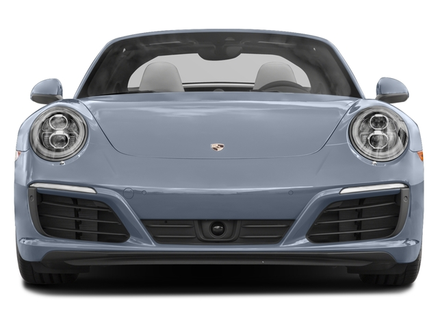 2017 Porsche 911 Base Price Targa 4 GTS Pricing front view