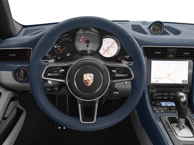 2017 Porsche 911 Base Price Targa 4 GTS Pricing driver's dashboard