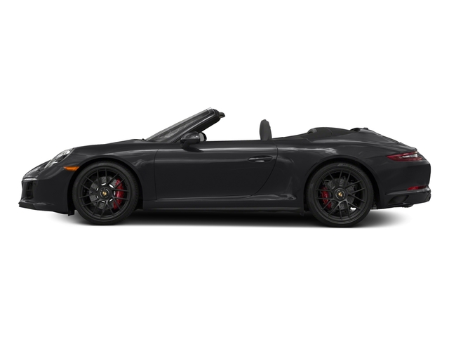 2017 Porsche 911 Base Price Carrera GTS Cabriolet Pricing side view