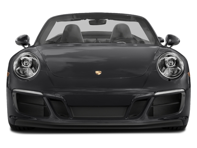 2017 Porsche 911 Base Price Carrera GTS Cabriolet Pricing front view