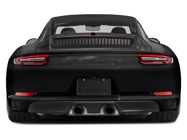 2017 Porsche 911 Pictures 911 Carrera GTS Coupe photos rear view