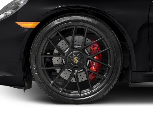 2017 Porsche 911 Pictures 911 Carrera GTS Coupe photos wheel