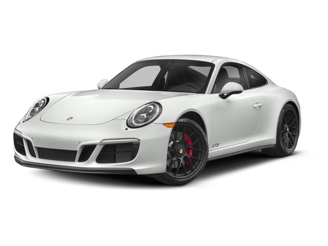 2017 Porsche 911 Base Price Carrera 4 GTS Coupe Pricing side front view