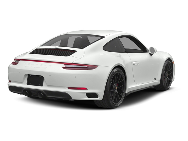 2017 Porsche 911 Pictures 911 Carrera 4 GTS Coupe photos side rear view
