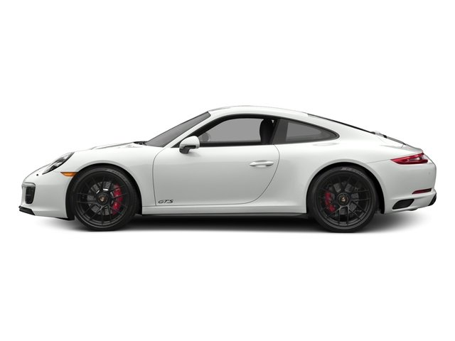 2017 Porsche 911 Pictures 911 Carrera 4 GTS Coupe photos side view