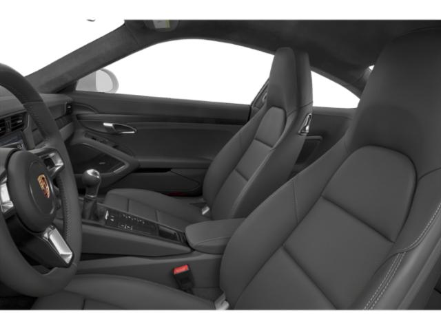 2017 Porsche 911 Prices and Values Coupe 2D 4 AWD H6 Turbo front seat interior
