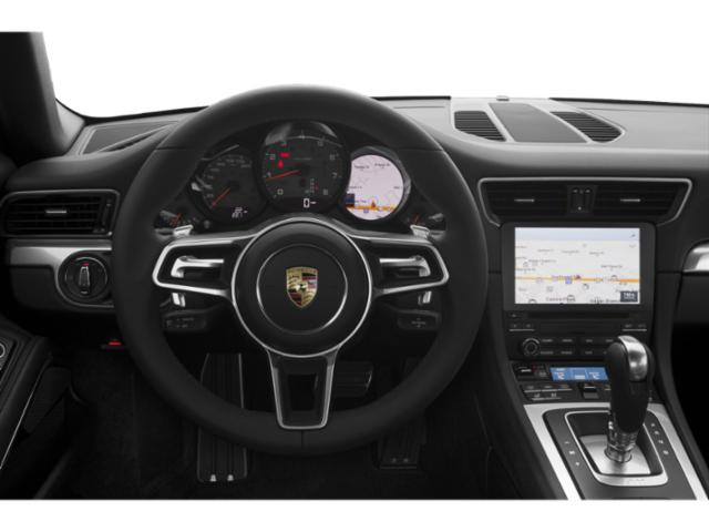 2017 Porsche 911 Prices and Values Coupe 2D Turbo S AWD H6 driver's dashboard