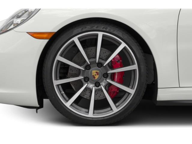 2017 Porsche 911 Prices and Values Coupe 2D Turbo S AWD H6 wheel