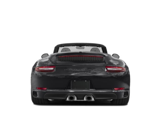 2017 Porsche 911 Prices and Values Coupe 2D Turbo S AWD H6 rear view