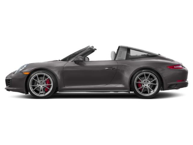 2017 Porsche 911 Pictures 911 Cabriolet 2D 4 GTS AWD H6 photos side view