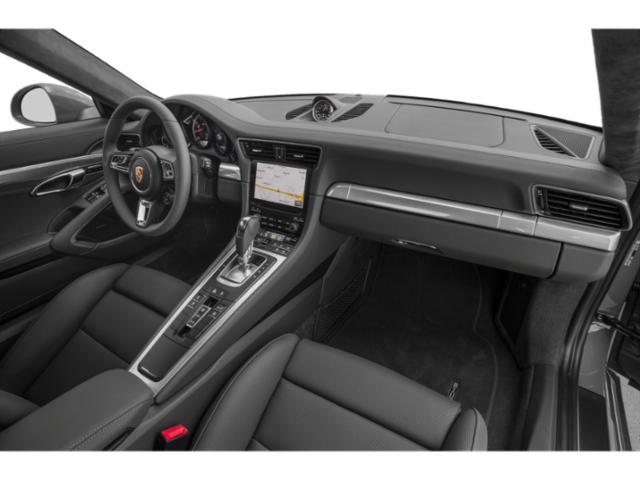 2017 Porsche 911 Prices and Values Coupe 2D 4 AWD H6 Turbo passenger's dashboard
