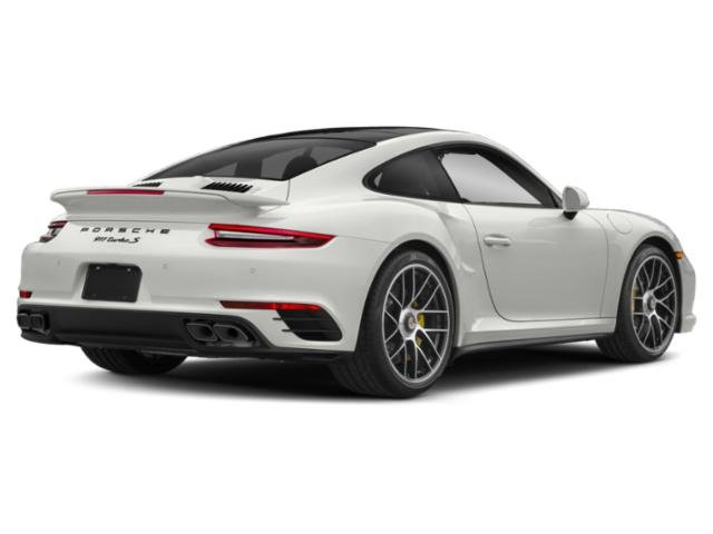 2017 Porsche 911 Prices and Values Coupe 2D Turbo S AWD H6 side rear view