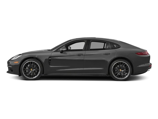 2017 Porsche Panamera Base Price 4S AWD Pricing side view