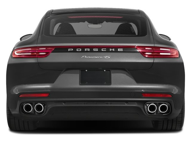 2017 Porsche Panamera Base Price 4S AWD Pricing rear view