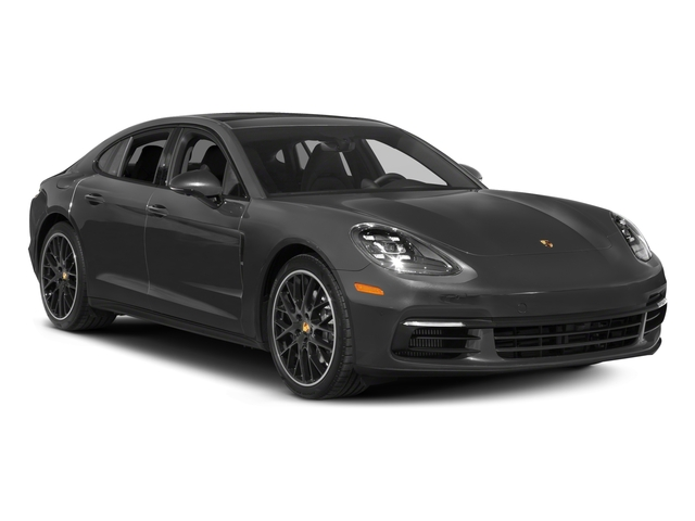 2017 Porsche Panamera Pictures Panamera Hatchback 4D 4 AWD V6 Turbo photos side front view