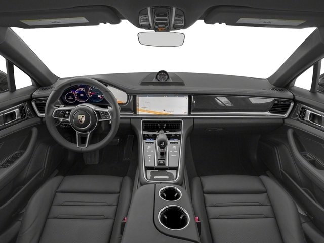2017 Porsche Panamera Pictures Panamera 4S Executive AWD photos full dashboard