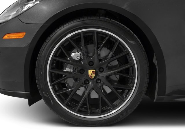 2017 Porsche Panamera Pictures Panamera 4S Executive AWD photos wheel