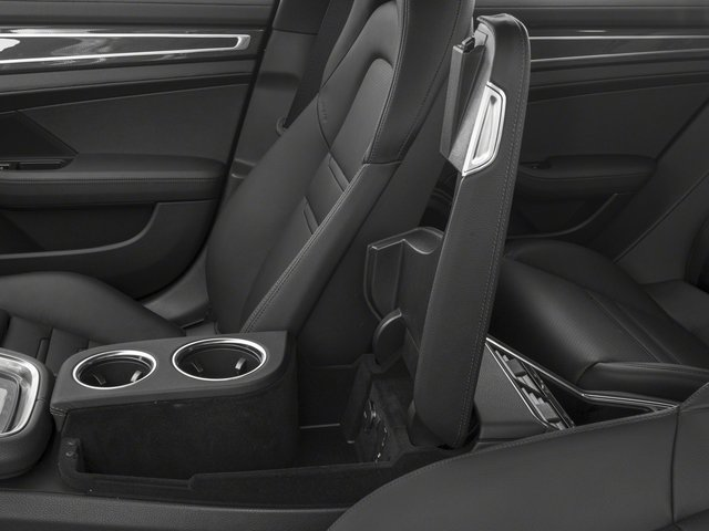 2017 Porsche Panamera Pictures Panamera 4S Executive AWD photos center storage console