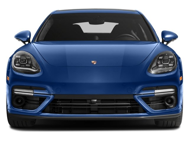 2017 Porsche Panamera Pictures Panamera Turbo Executive AWD photos front view
