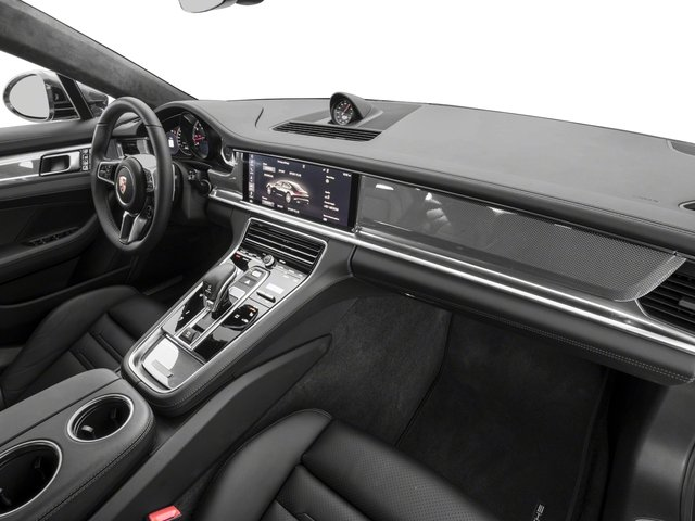 2017 Porsche Panamera Pictures Panamera Turbo Executive AWD photos passenger's dashboard