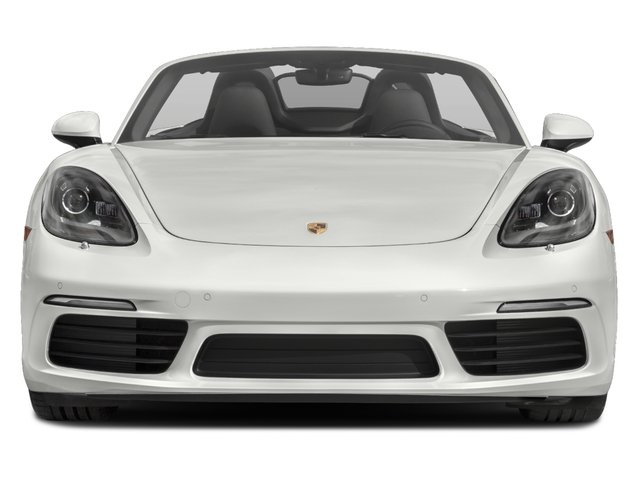 2017 Porsche 718 Boxster Pictures 718 Boxster Roadster 2D S H4 Turbo photos front view