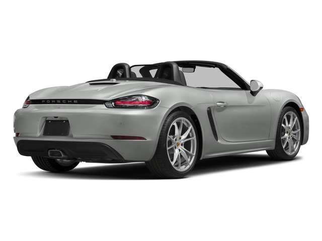 2017 Porsche 718 Boxster Prices and Values Roadster 2D H4 Turbo side rear view