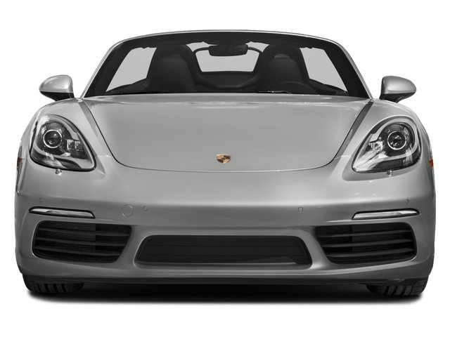 2017 Porsche 718 Boxster Pictures 718 Boxster Roadster photos front view