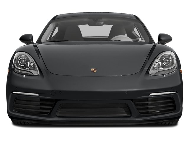 2017 Porsche 718 Cayman Prices and Values Coupe 2D S H4 Turbo front view