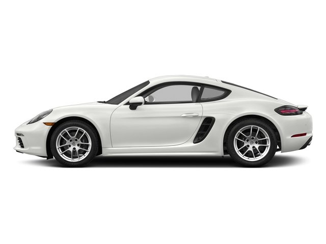 2017 Porsche 718 Cayman Base Price Coupe Pricing side view