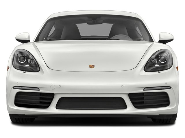 2017 Porsche 718 Cayman Base Price Coupe Pricing front view