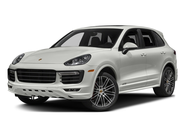 2017 Porsche Cayenne Pictures Cayenne Utility 4D GTS AWD V6 Turbo photos side front view