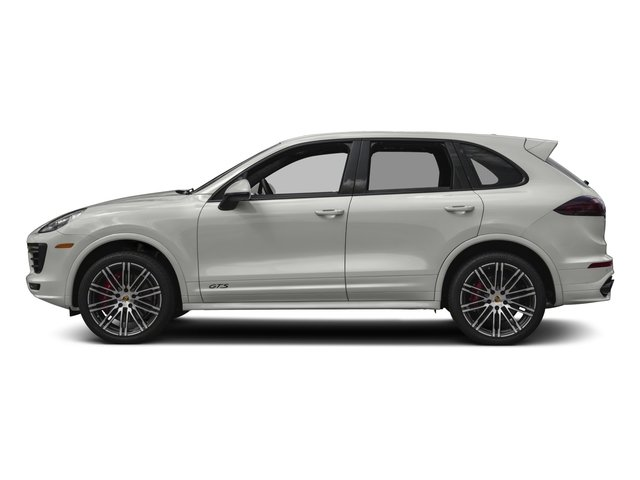 2017 Porsche Cayenne Pictures Cayenne Utility 4D GTS AWD V6 Turbo photos side view
