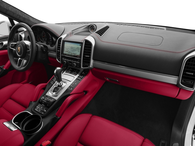 2017 Porsche Cayenne Prices and Values Utility 4D GTS AWD V6 Turbo passenger's dashboard