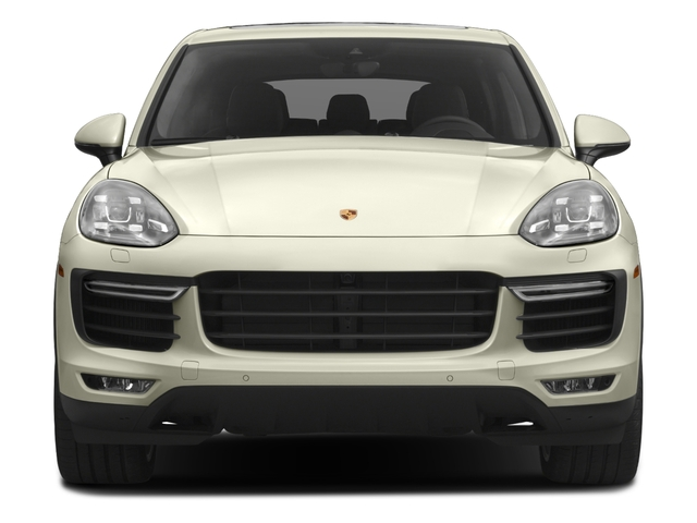 2017 Porsche Cayenne Prices and Values Utility 4D S AWD V8 Turbo front view