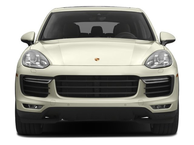 2017 Porsche Cayenne Pictures Cayenne Turbo AWD photos front view