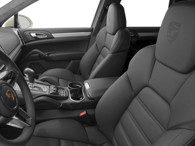 2017 Porsche Cayenne Base Price Turbo AWD Pricing front seat interior