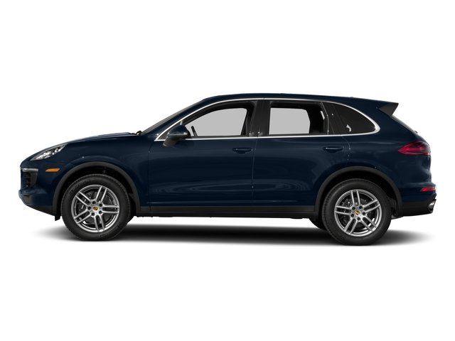 2017 Porsche Cayenne Pictures Cayenne Utility 4D AWD V6 photos side view
