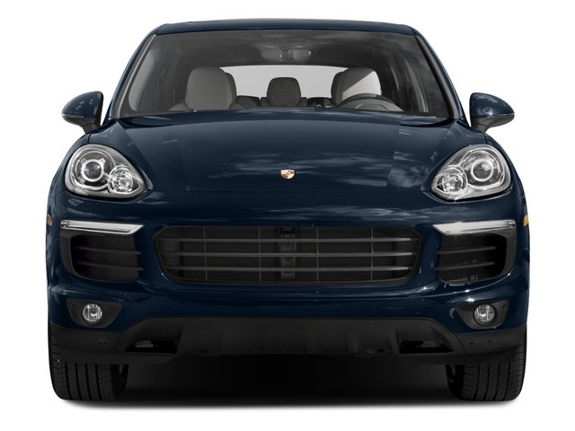 2017 Porsche Cayenne Prices and Values Utility 4D AWD V6 front view