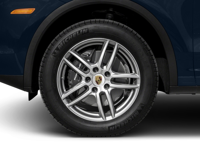 2017 Porsche Cayenne Pictures Cayenne AWD photos wheel