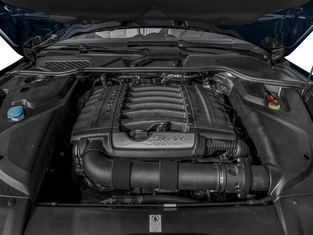 2017 Porsche Cayenne Pictures Cayenne AWD photos engine