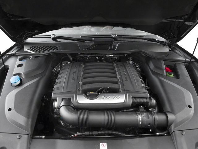 2017 Porsche Cayenne Prices and Values Utility 4D Platinum AWD V6 engine