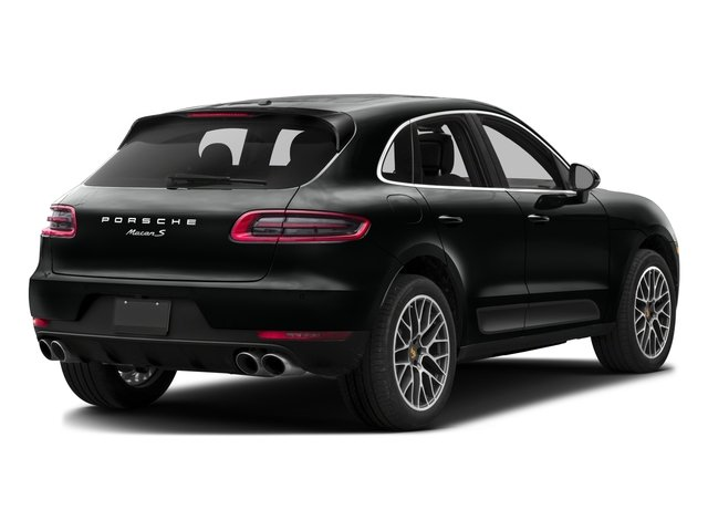 2017 Porsche Macan Prices and Values Utility 4D GTS AWD V6 Turbo side rear view