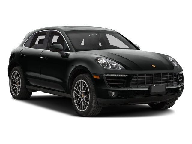 2017 Porsche Macan Prices and Values Utility 4D GTS AWD V6 Turbo side front view