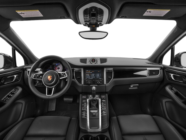 2017 Porsche Macan Prices and Values Utility 4D GTS AWD V6 Turbo full dashboard